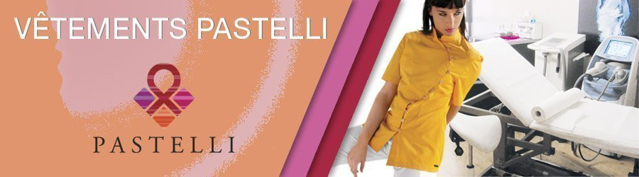 Vêtements Pastelli