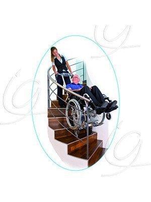 Monte-escalier Scalamobil® - Alber Scalamobil® S35.