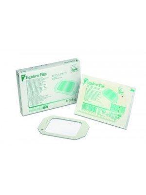Pansement 3M™ Tegaderm™ Film* - La boîte de 50 stériles, dim. 10 x 12 cm.