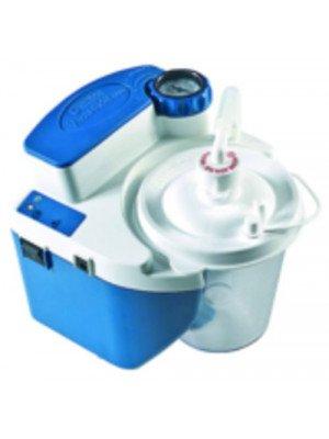 Aspirateur de mucosités VacuAide QSU - VacuAide QSU avec batterie et bocal 800 ml.