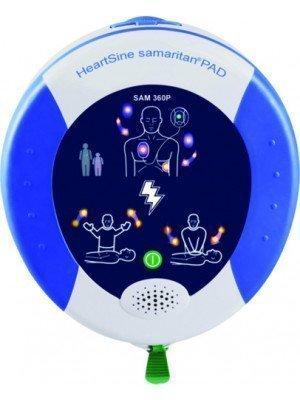 Défibrillateur Externe SAM 360P - Le défibrillateur SAMARITAN automatique.