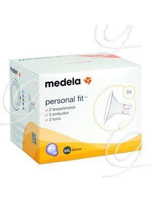 Téterelles PersonalFit™ - La boîte de 2 téterelles 24 mm.