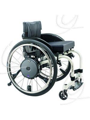 Alber E-Motion® M25 - E-Motion® M25, roues 22'' (modèle présenté) avec le kit.