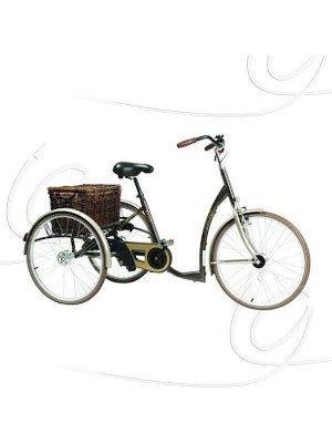 Tricycle adulte Vintage - Version mécanique.