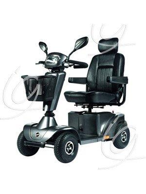 Scooter 4 roues S425 - Le polyvalent - Vitesse : 10 km/h.