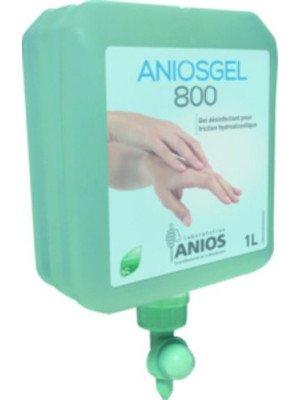 Aniosgel 800 (2) - Le flacon de 1L Airless/CPA.