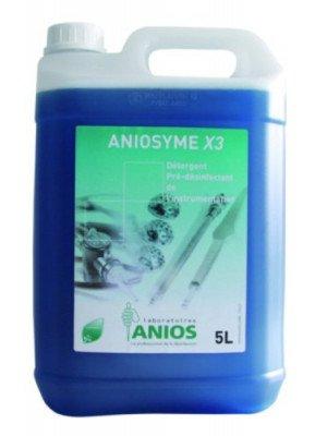 Aniosyme X3 (3) - Le bidon de 5L.