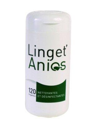 Linget'Anios (2) (3) - La boîte + 3 recharges.