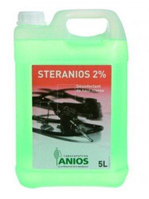 Stéranios 2% (3) - Le bidon de 5L.