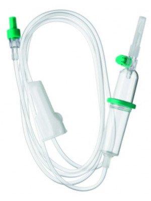 Perfuseur Intrafix® SafeSet - Le perfuseur 1 voie.
