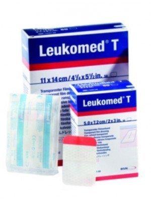 Pansement post-opératoire Leukomed® T - La boîte de 50, dim. 11 x 14 cm.