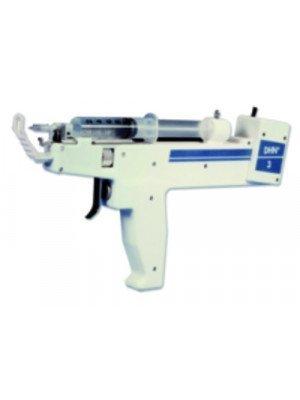Pistolets électroniques DHN 1, 2, 3 et 4 - Le DHN3 : le plus complet.