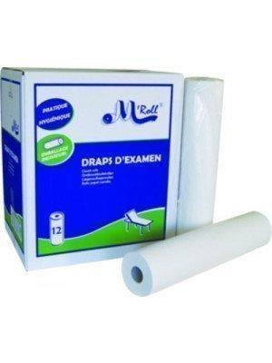 Draps lisses ouatés, 80 ou 100% - 100% pure ouate blanche supérieure moletée.