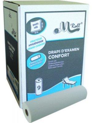 Draps gaufrés confort - 121 formats - 16,5 g/m².