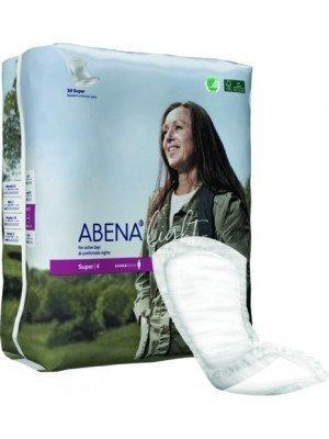 Abena Light - Le paquet de 30, taille Super 4.