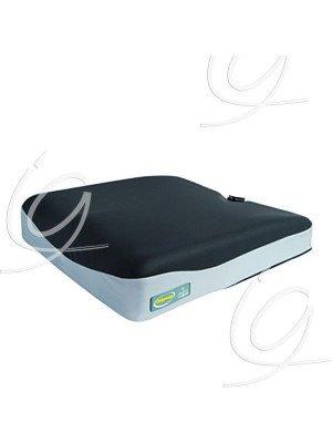 Coussin mousse viscoélastique Alova® Galbé Classe II - Dim. 43 x 43 x > 6 cm (de 30 à 100 kg).